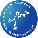 Logo for livestreaming debatmøde (250 x 250px)