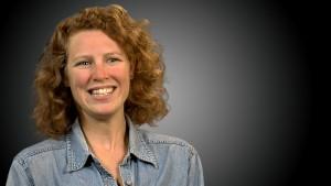 Rikke Møller EVS-volontør i Frankrig