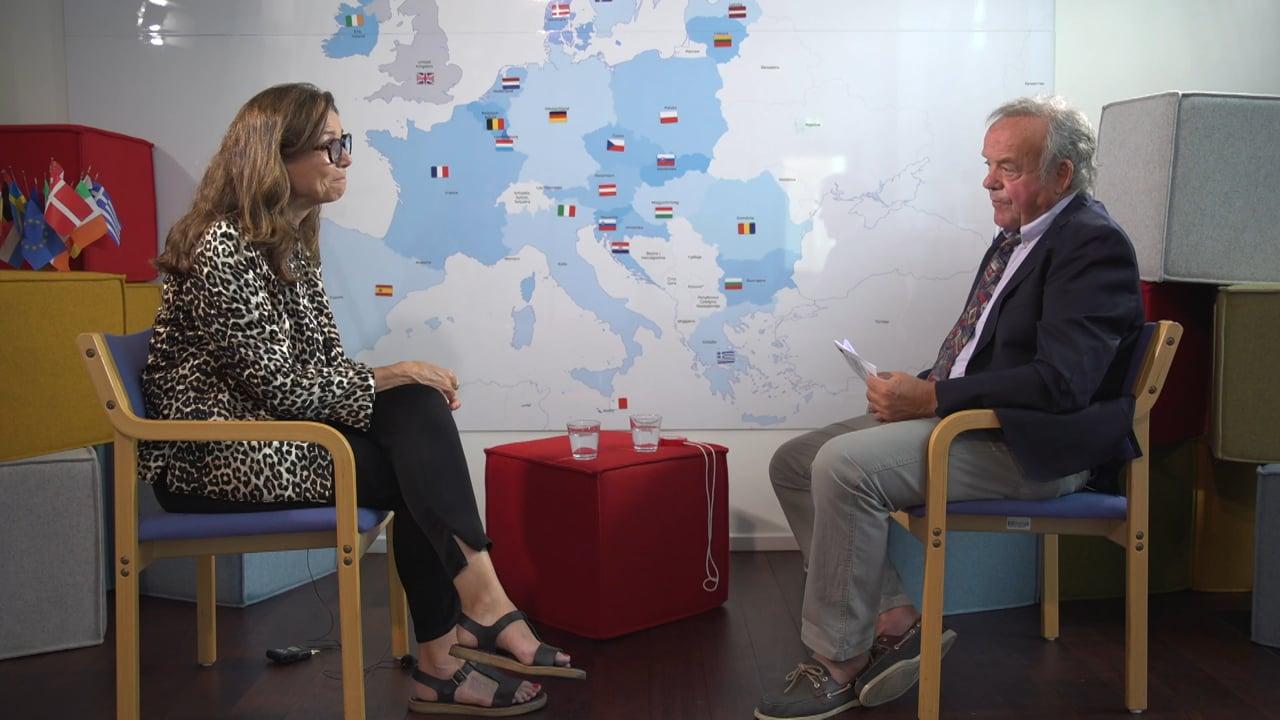 Et år i EU-Parlamentet – Pernille Weiss
