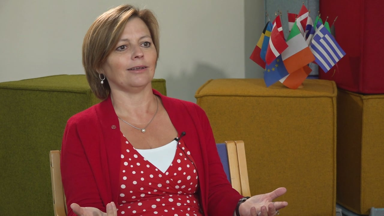 Et år i EU-Parlamentet – Marianne Vind