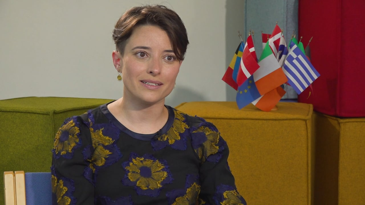 Et år i EU-Parlamentet - Karen Melchior